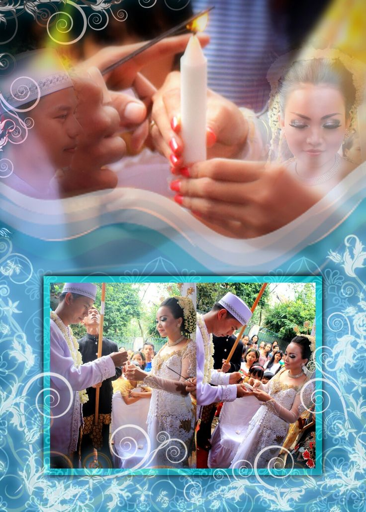 • idea • wedding • book • album • foto • kolase • potret • O&L