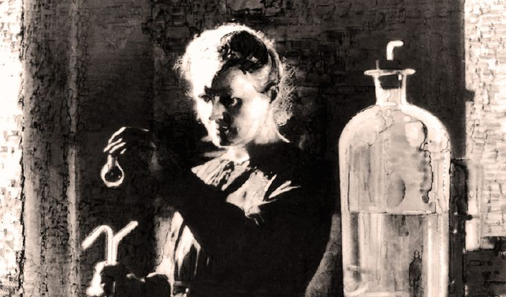 Marie Curie - In 1903 Marie and Pierre were awarded the Nobel Prize for Physics jointly with Henri Becquerel for their combined, though separate, work on radioactivity