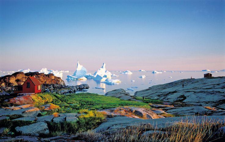 Häuschen Grönland