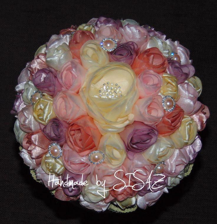 Bouquet (kanzashi)