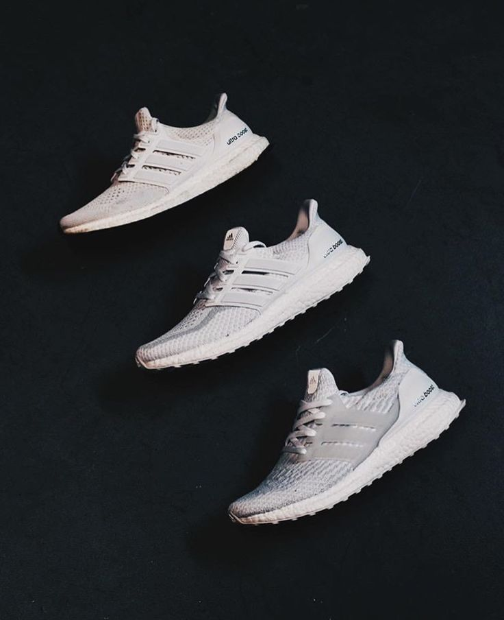 Adidas Ultra Boost 1.0, 2.0, & 3.0