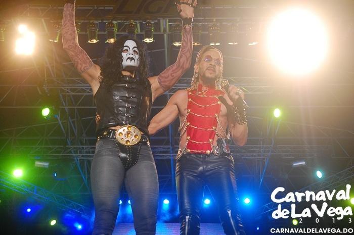 Concierto Tego Calderon & Toño Rosario, @Carnaval de La Vega #Fotos - Cachicha.com