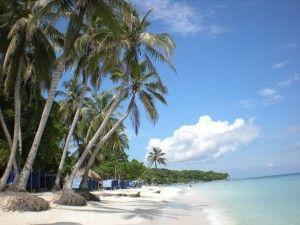 Playa Blanca - Located on Isla Baru