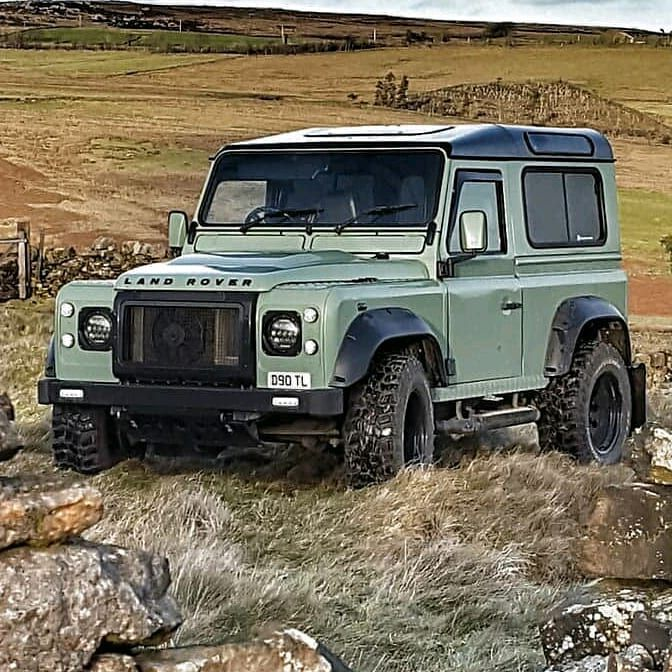 The Defender Of Uk Retro Defenders Follow Us Dailyoverland