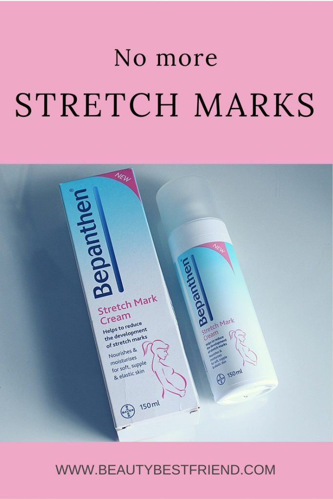 Want to prevent stretch marks?  Maybe you're pregnant, going through puberty, or have recently lost or gained weight? Bepanthen Stretch Mark Cream nourishes the skin to help it re-shape with your body, preventing stretch marks.  Read my blog review to find out all about how it works.  Prevent stretch marks | Get rid of stretch marks | Pregnancy | Weight gain | Weight loss