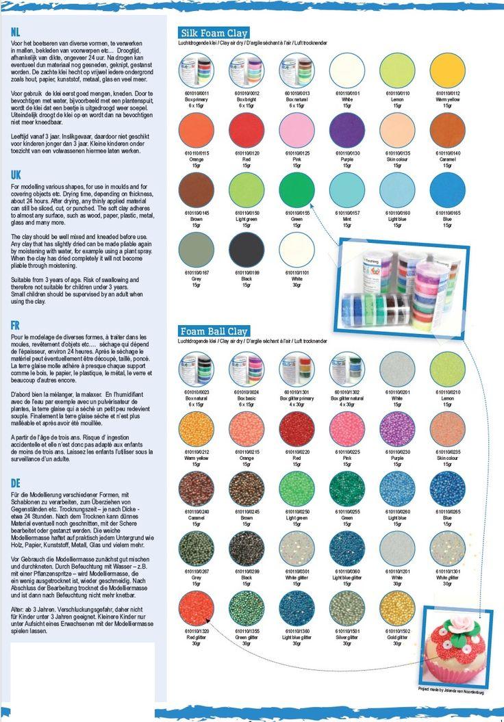 Leaflet foam clay page 2