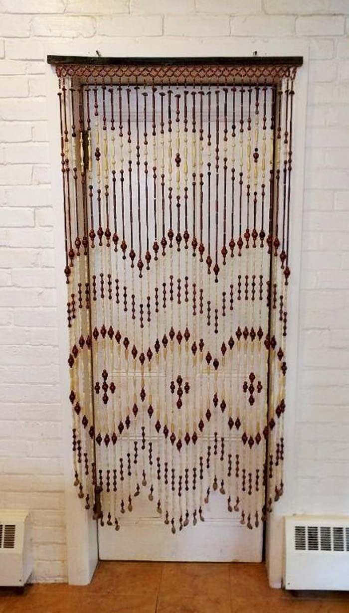 10 Best Closet Door Alternatives Beaded Curtains Hippie Curtains Beaded Door Curtains