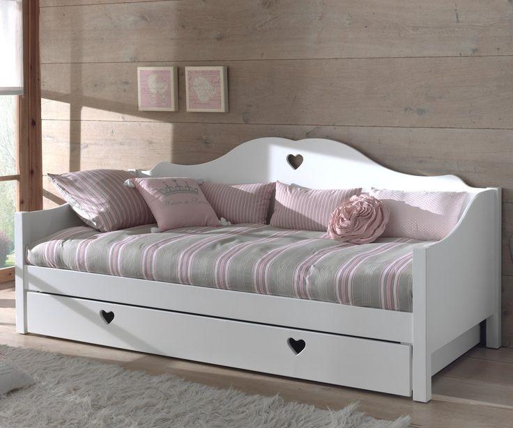 Kojenbett Amori mit Bettschublade, 90 x 200 cm