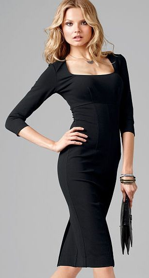 Little Black Dress | Suited for all occasions.