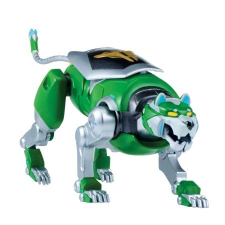 Voltron Green Lion Basic Figure Image 3 of 5