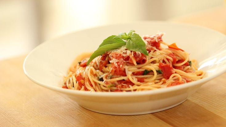 Beth's Homemade Pasta Sauce Recipes | ENTERTAINING WITH BETH