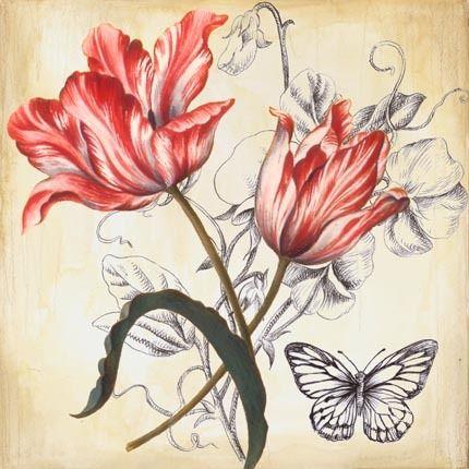antique-flora-tile-tulips