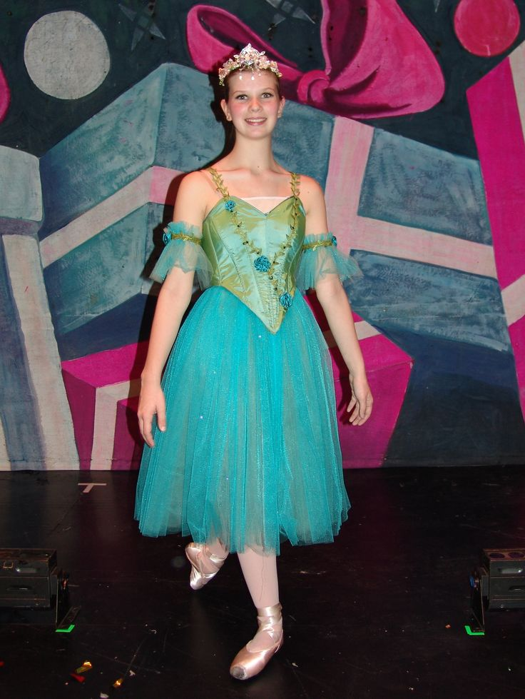 Dew Drop Fairy for The Nutcracker