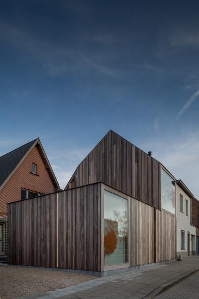 Declerck-Daels Architecten - Tandartsenpraktijk Charlotte Mestdagh - Brugge