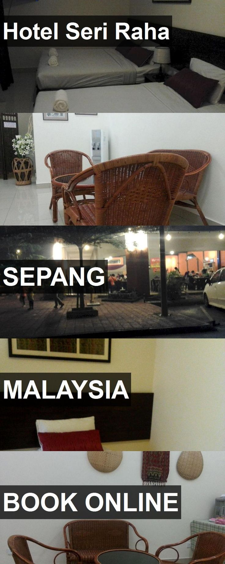 Hotel Seri Raha in Sepang, Malaysia. For more information, photos, reviews and best prices please follow the link. #Malaysia #Sepang #travel #vacation #hotel