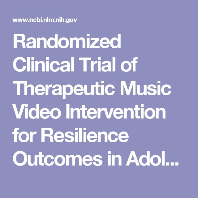 Randomized Clinical Trial of Therapeutic Music Video Intervention for Resilience Outcomes in Adolescents/Young Adults Undergoing Hematopoietic Stem Cell Transplant: A Report from the Children's Oncology Group