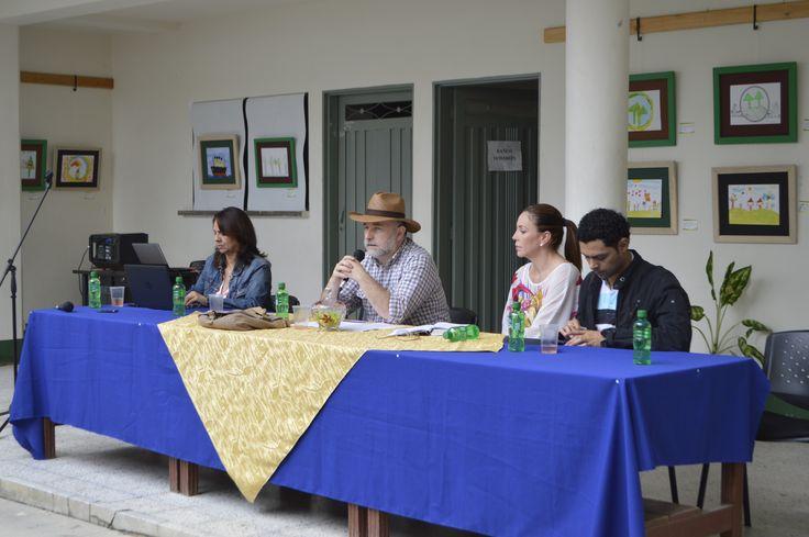 Diálogo del Rector con la comunidad de la Sede Amalfi