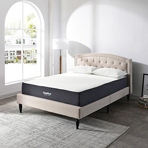 Classic Brands Cool Gel Ventilated Gel Memory Foam 10 5 Inch Mattress Twin Xl In 2019 Ecommerce Foam Mattress Mattress Memory Foam