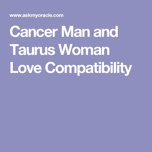 cancer female and capricorn male dating