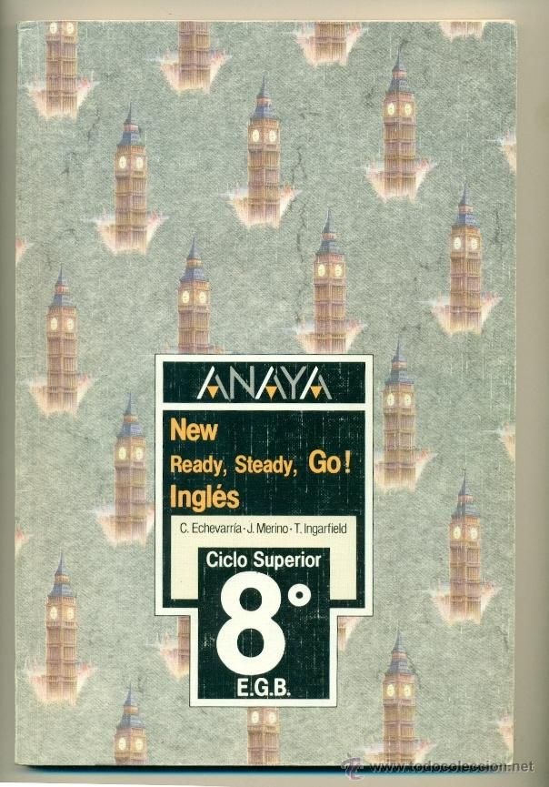 libros Anaya de EGB :)