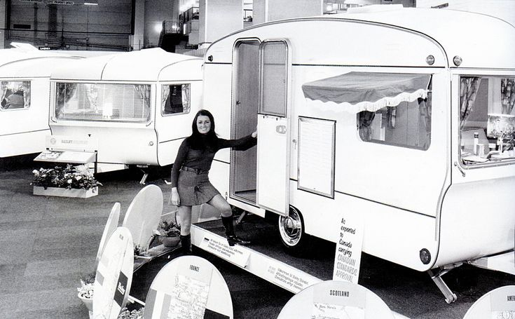 1940s Bailey Caravans, South Liberty Lane, Bristol | by brizzle born and bred