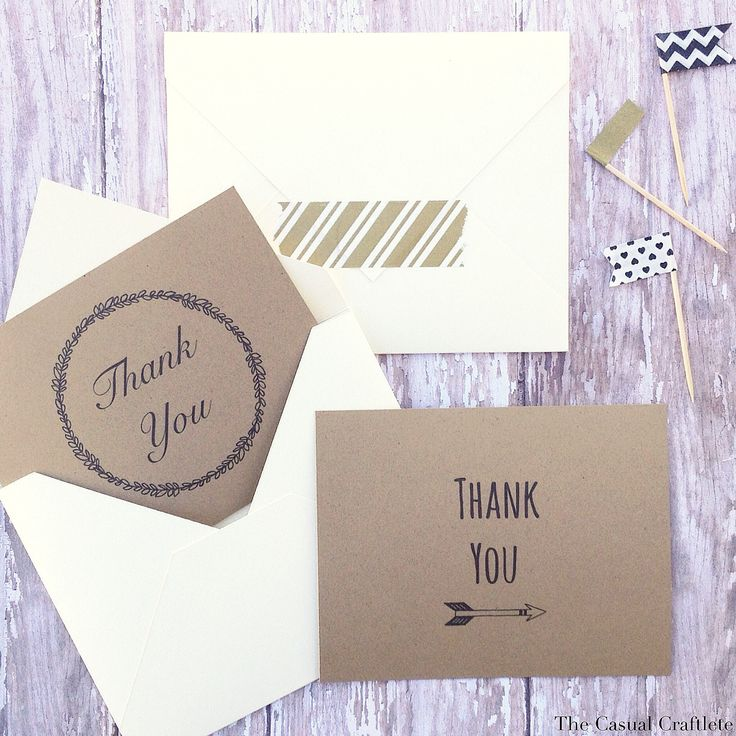 25 best ideas about Printable Thank You Cards – Thank You Card Template Free Download