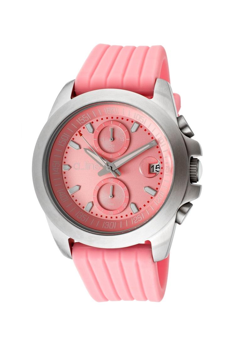 a_line Womens Aroha Chronograph Watch