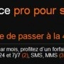Orange impose le Fair use à l'heure sur ses forfaits 4G pour les professionnelsPublié le 21/05/2013 par Stéphane DeschampsAlors qu'Orange déploie son réseau 4G à toute allure,