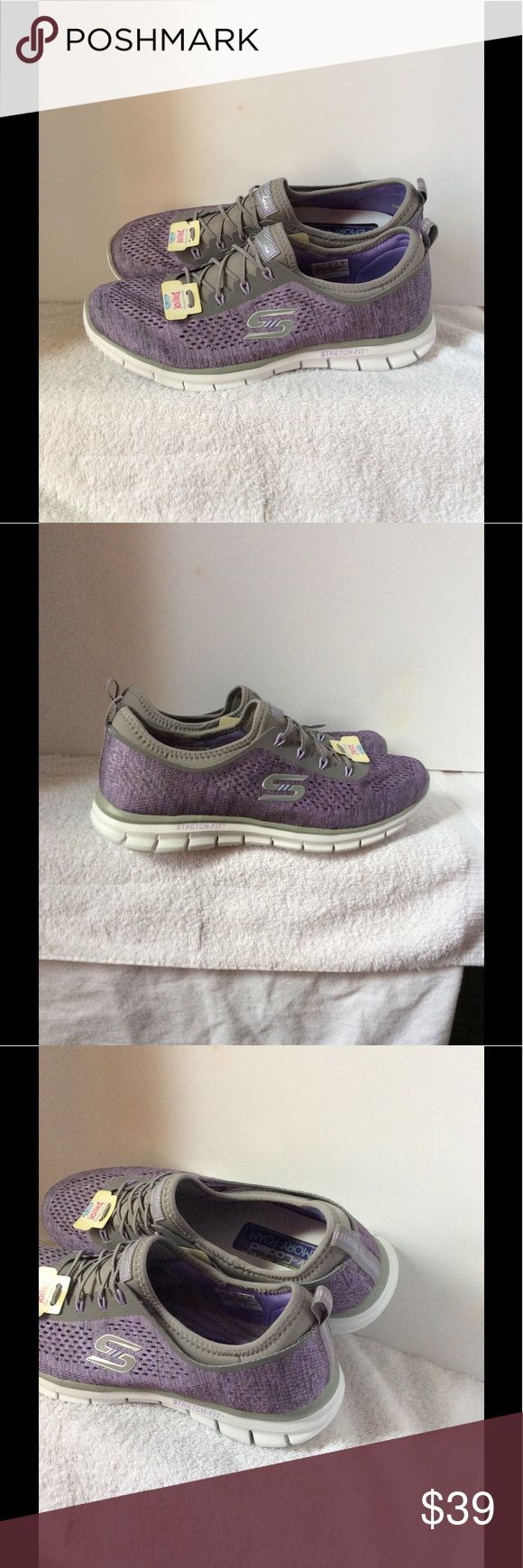 Women's Skecher's size 10 US Women's Skecher's size 10 US. Brand new original sneakers comes with box. Skechers Shoes Sneakers