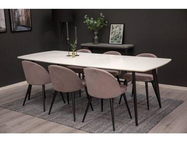 Essgruppe Malpaso Mit 6 Stuhlen Dining Room Table Decor