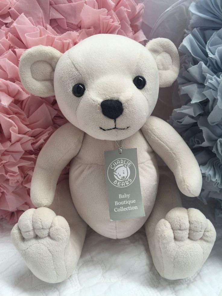 Charlie Bears Dimitri Bear