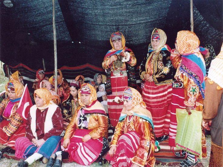 Yörük-türkmen Düğünü'nden