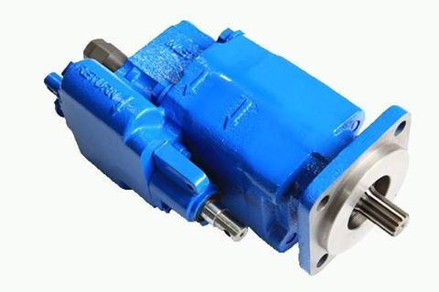 The hydraulic gear pump is an amazing invention that can be used to any construction machine that can carry heavy loads.
