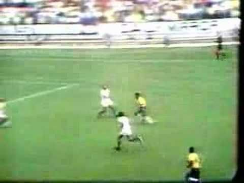 "VIDEO CLIP | ""Jairzinho"" in the World Cup 1970 vs Czechoslovakia 