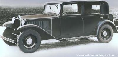 Lancia Artena 228 (1931)