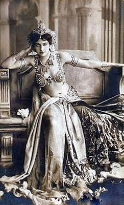 Mata Hari - ultimate femme fatale