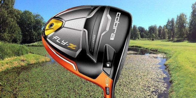 Cobra Fly-Z is an easy to hit golf driver