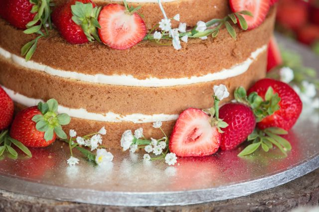 Aardbeien op je bruiloft   ThePerfectWedding.nl
