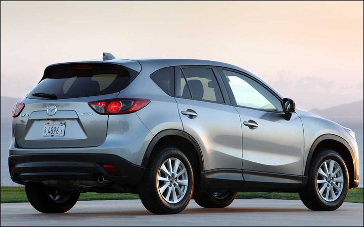 4 Wheel Drive Vehicles with Good Gas Mileage