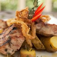 Filets de porc à l'orientale sur Wikibouffe