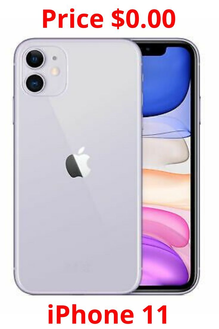 Giveaway Iphone 11 For Free Pinterest
