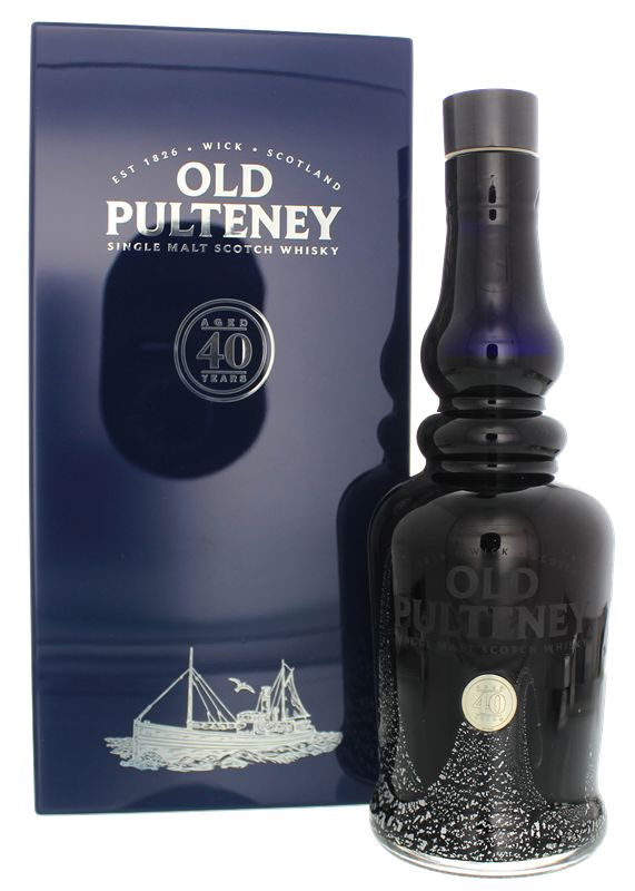 Old Pulteney 40 years old single Malt Scotch Whisky online kopen prijs