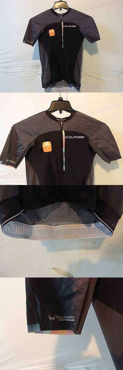 Jerseys 56183: Louis Garneau Course M-2 Race Cycling Jersey Men S Large Black Pastel Msrp $200 -> BUY IT NOW ONLY: $89.99 on eBay!