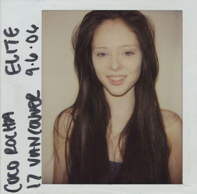 Karlie Kloss Polaroids My First Vogue Casting...