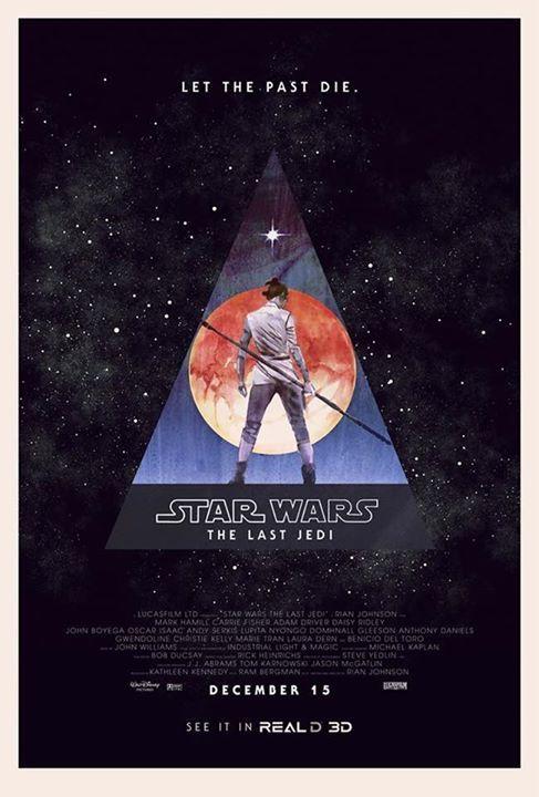 Fan póster retro hecho por Tony Stella & Midnight Marauder. #starwarsfan #starwarstheforceawakens #starwarsart #legostarwars #starwarsday #starwarsnerd
