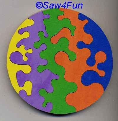 Plenty Of Colorful, Easy Free Woodworking Scroll Saw Patterns That Many  Different Animals. These Free Woodworking Plans Are Hosted By Other  Designers.