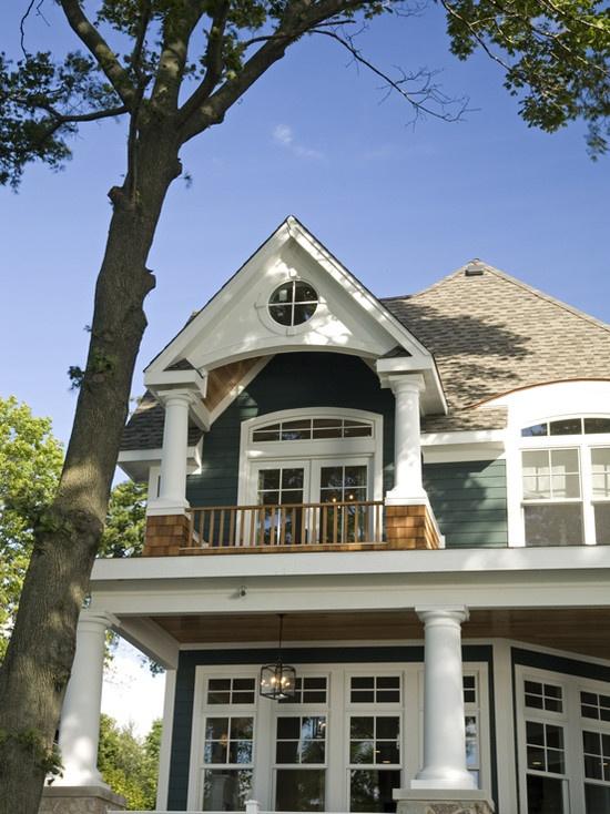 Love Little 2nd Floor Balconies   Building U0026 Remodeling   Pinterest    Exterior, Balconies And Balcony Design