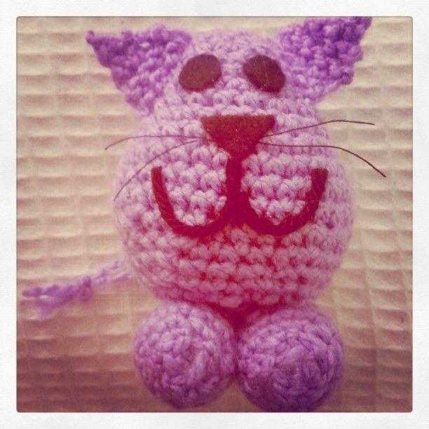 Crochet para gato de #Cherrymania