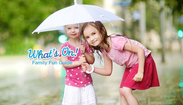 Find Family Fun in and around the Toronto area this weekend!
