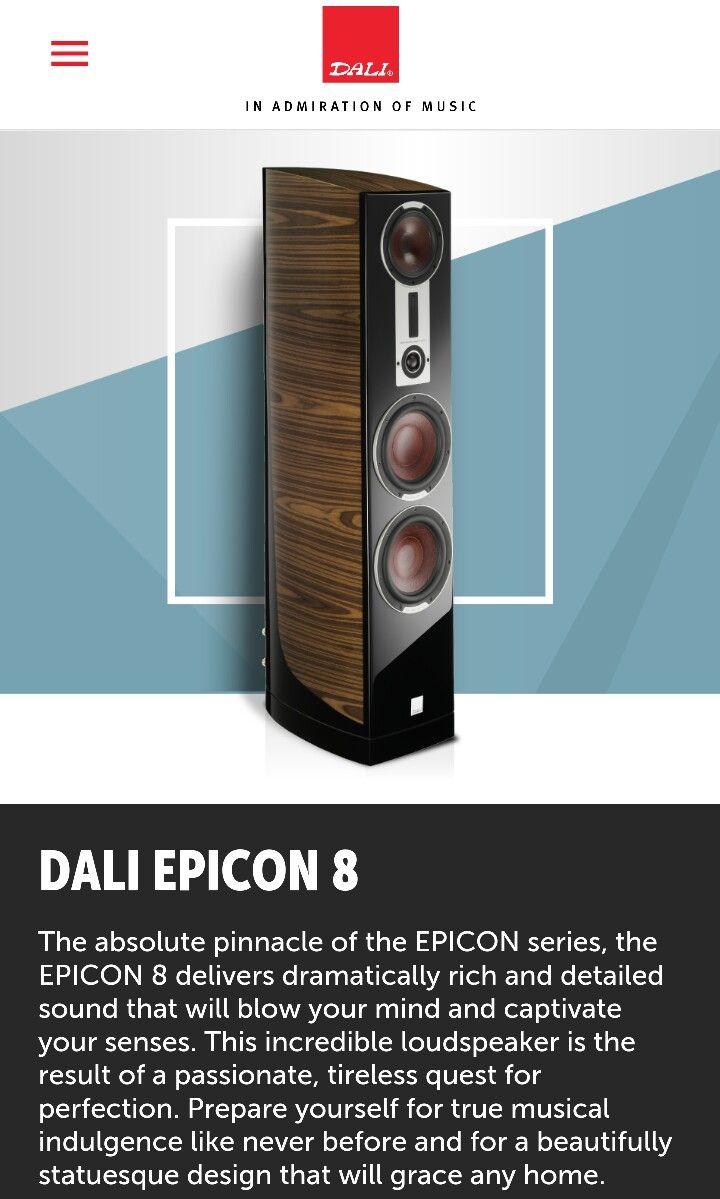 DALI EPICON 8